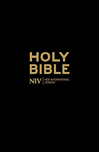 NIV Anglicised Gift and Award Bible by New International Version