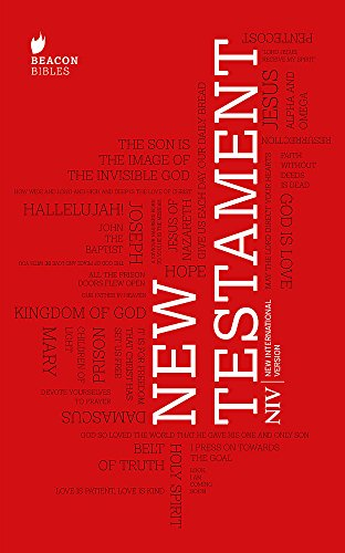 NIV New Testament by New International Version