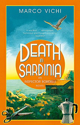 Death in Sardinia by Marco Vichi