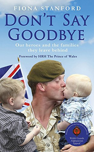 Don't Say Goodbye By Fiona Stanford