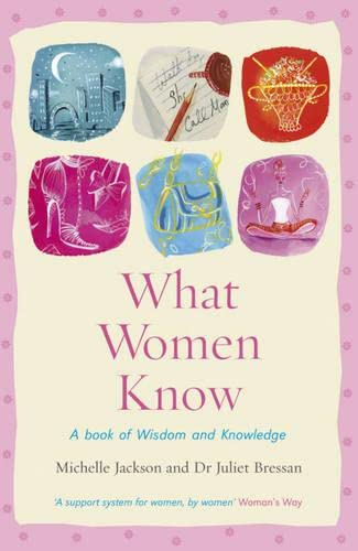 What Women Know By Michelle Jackson