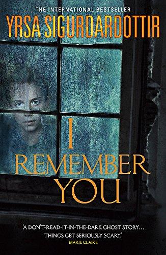 I Remember You By Yrsa Sigurdardottir
