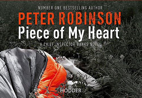 Piece of My Heart (flipback edition) By Peter Robinson
