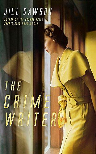 The Crime Writer By Jill Dawson