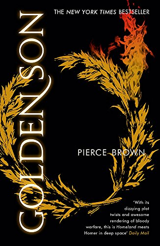 Golden Son: Red Rising Trilogy 2 by Pierce Brown