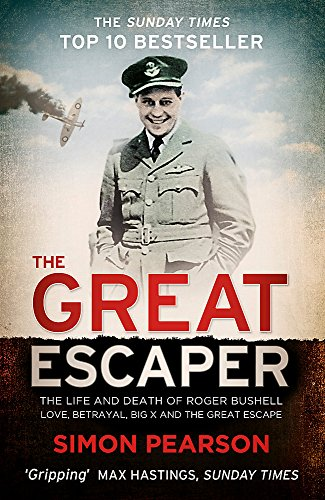 The Great Escaper By Simon Pearson