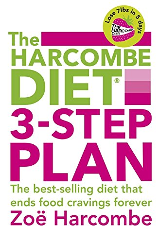 The Harcombe Diet 3-Step Plan By Zoe Harcombe