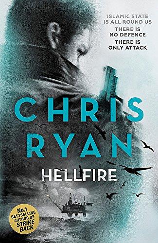 Hellfire: Danny Black Thriller 3 By Chris Ryan
