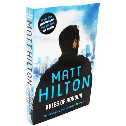 Rules of Honour By Hilton  Matt