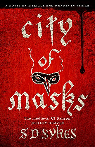City of Masks By S D Sykes