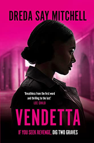Vendetta by Dreda Say Mitchell
