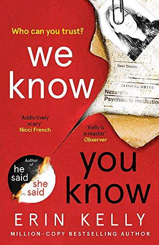 We Know You Know By Erin Kelly