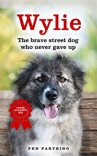 Wylie: The Brave Street Dog Who Never Gave Up by Pen Farthing
