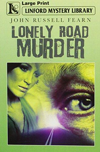 Lonely Road Murder By John Russell Fearn