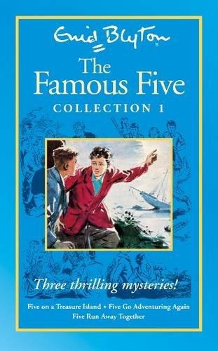 Famous Five Collection 1 (1-3) von Enid Blyton