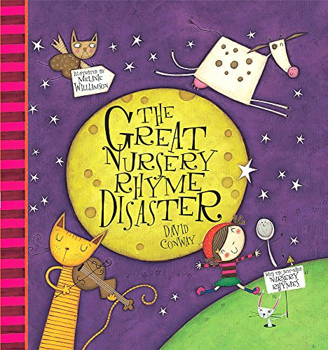 The Great Nursery Rhyme Disaster Big Book By David Conway