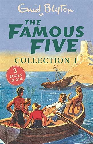The Famous Five Collection 1 von Enid Blyton