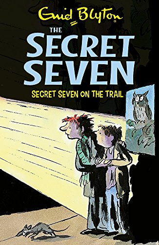 Secret Seven On The Trail By Enid Blyton