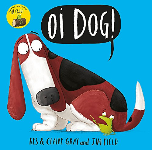 Oi Dog! (Oi Frog and Friends) By Illustrated by Jim Field