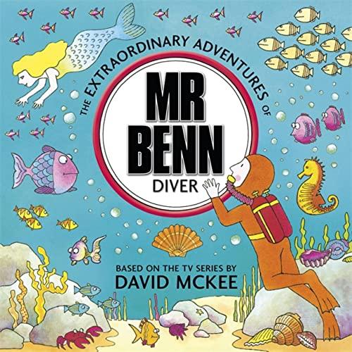 Mr Benn: Diver By David Mckee