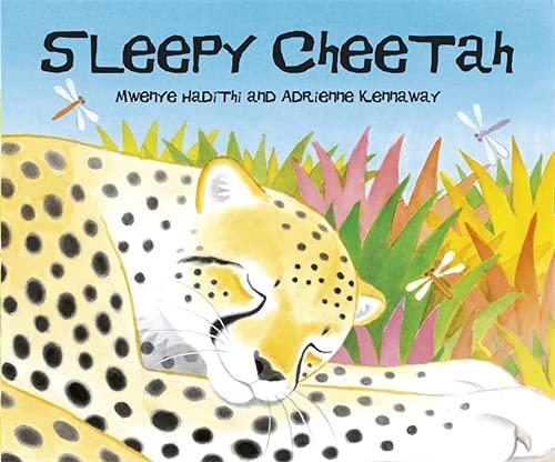 African Animal Tales: Sleepy Cheetah von Adrienne Kennaway