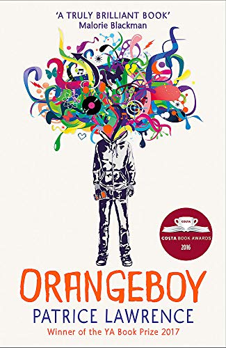 Orangeboy By Patrice Lawrence