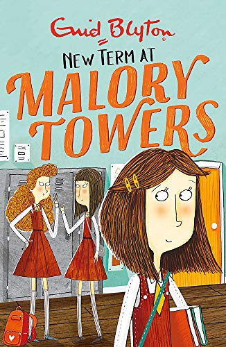 Malory Towers: New Term By Enid Blyton