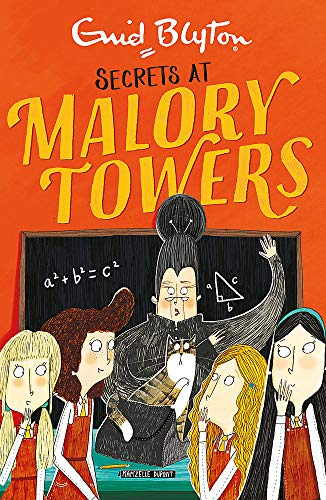 Secrets-Book-11-Malory-Towers-by-Blyton-Enid-Book-The-Cheap-Fast-Free-Post