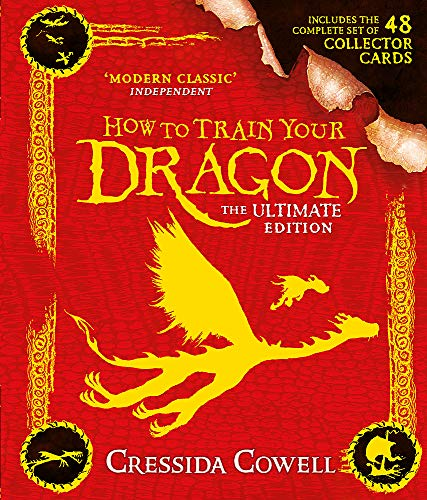 How to Train Your Dragon: The Ultimate Collector Card Edition By Cressida Cowell