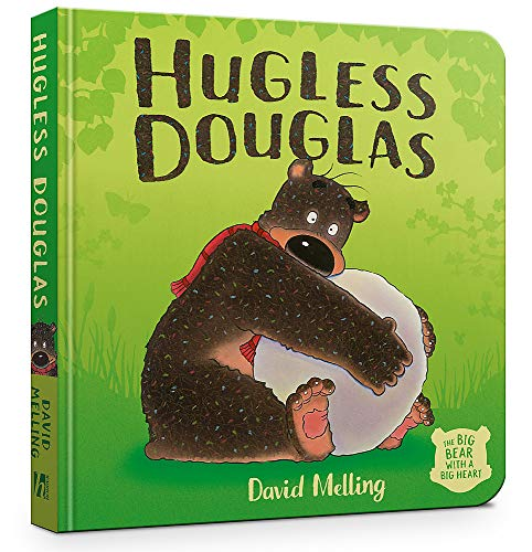 Hugless Douglas Board Book von David Melling