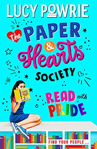 The Paper & Hearts Society: Read with Pride By Lucy Powrie