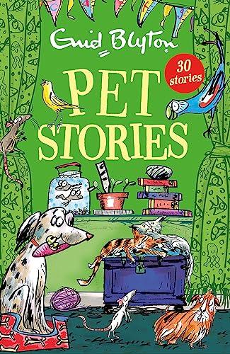 Pet Stories By Enid Blyton