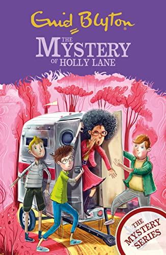The Mystery Series: The Mystery of Holly Lane By Enid Blyton