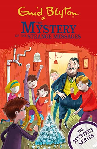 The Mystery Series: The Mystery of the Strange Messages By Enid Blyton