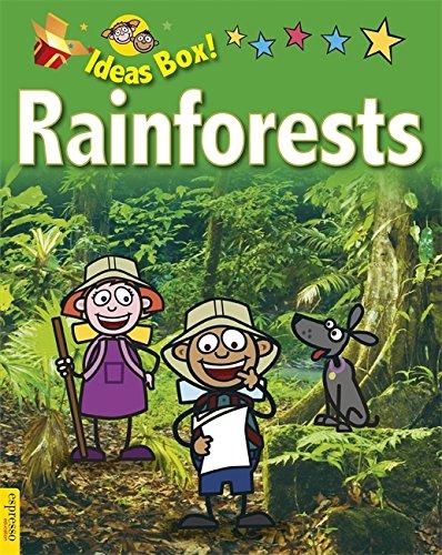 Rainforests by Deborah Chancellor