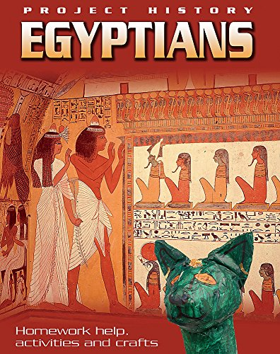 Project History: The Egyptians By Sally Hewitt
