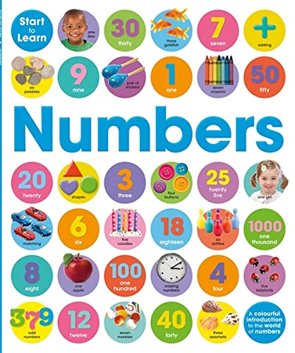 Numbers By Toby Reynolds