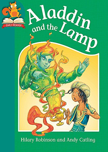 Must Know Stories: Level 2: Aladdin and the Lamp By Hilary Robinson
