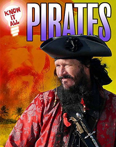 Know It All: Pirates By Philip Steele