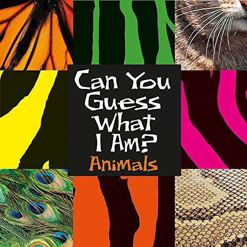 Can You Guess What I Am?: Animals By JP Percy