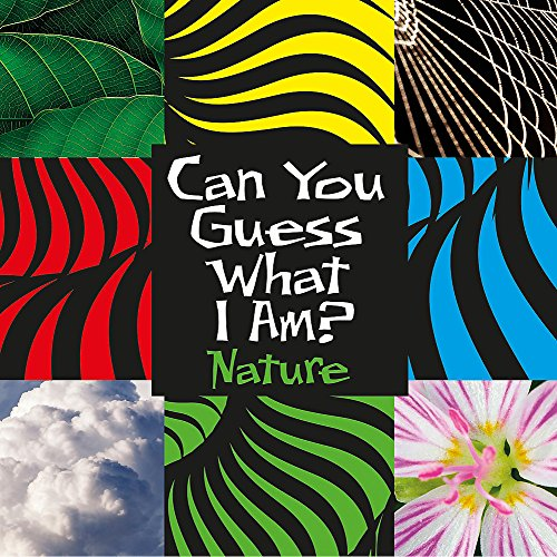 Can You Guess What I Am?: Nature By J.P. Percy