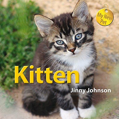My New Pet: Kitten By Jinny Johnson