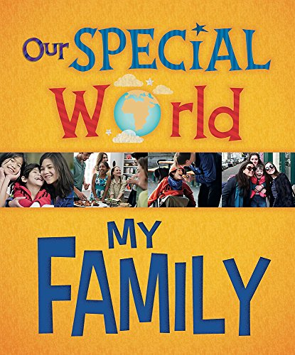 Our Special World: My Family By Liz Lennon