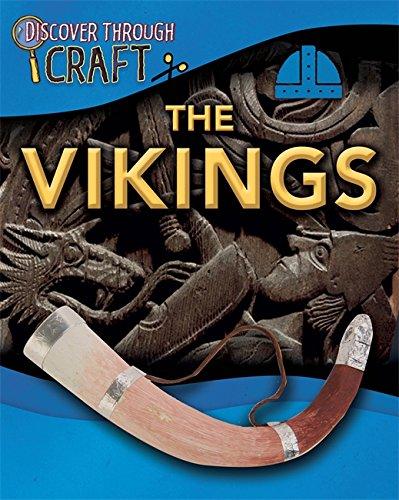 Discover Through Craft: The Vikings By Anita Ganeri