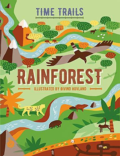 Rainforest By Oivind Hovland