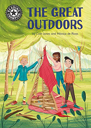 Reading Champion: The Great Outdoors By Cath Jones