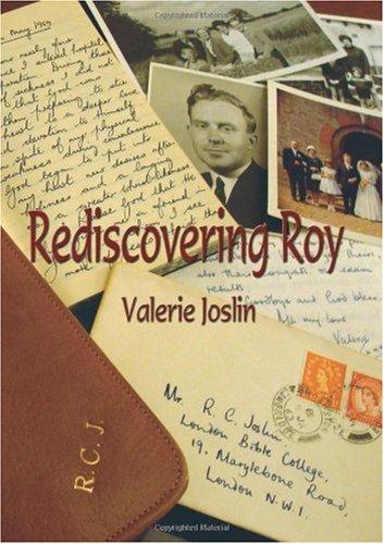 Rediscovering Roy By Valerie Joslin