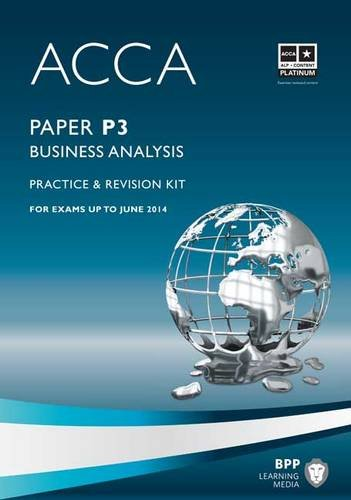 ACCA - P3 Business Analysis By BPP Learning Media
