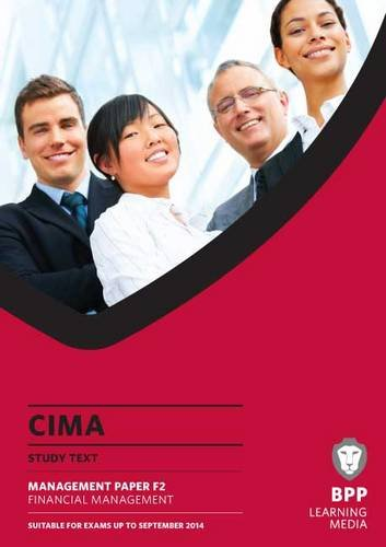 CIMA - Financial Management By BPP Learning Media