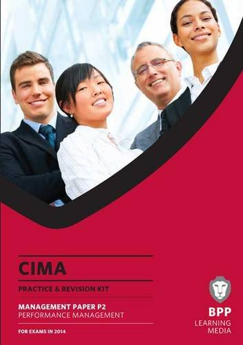 Cima Performance Management (Practice and Revision Kit) By BPP Learning Media